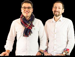 Niklas Niemann, Volker Reeh, Stoffkontor Wennigsen